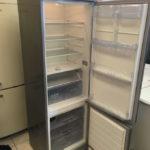 Fagor FC-39XLAM inox kombinált hűtő belső
