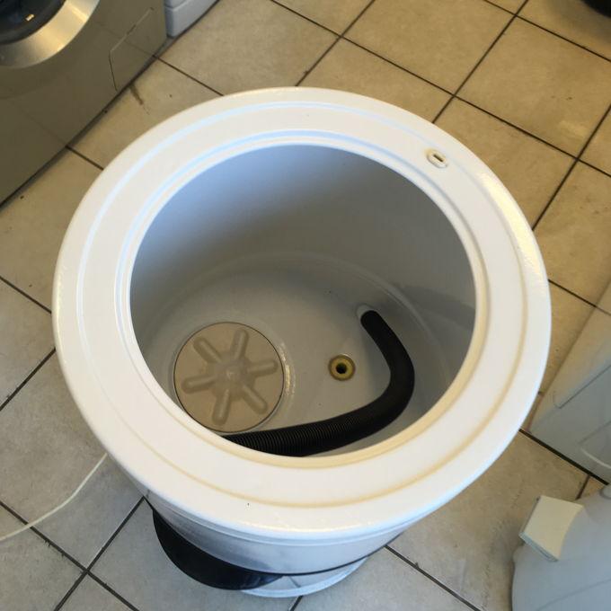 Hajdú keverőtárcsás mosógép belső