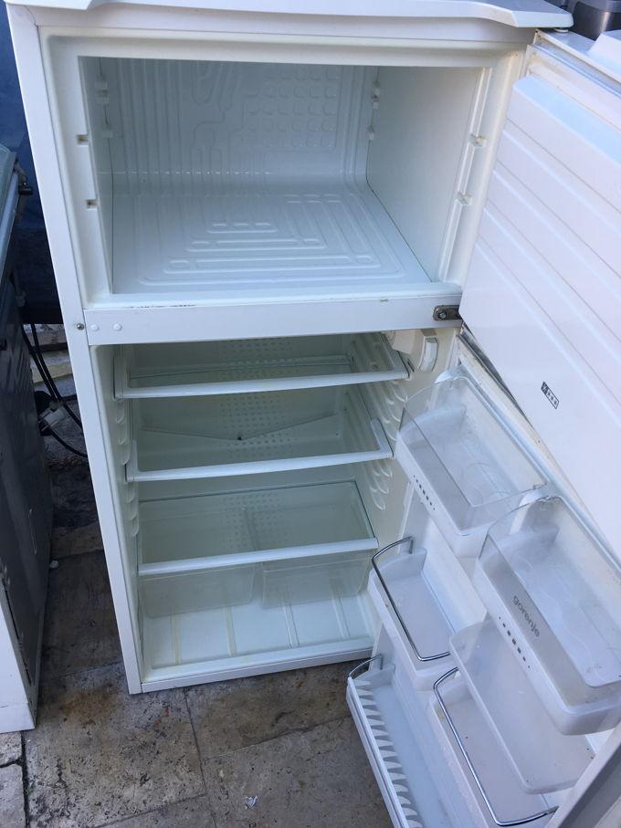 Gorenje HZS 2026 kombinált hűtő belső