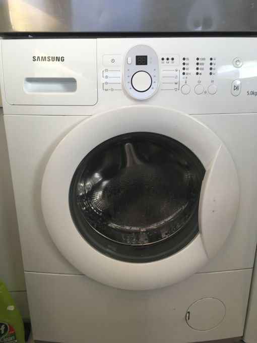Samsung WFO500NXW elöltöltős mosógép