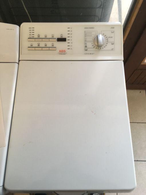 AEG 47080 felültöltős mosógép