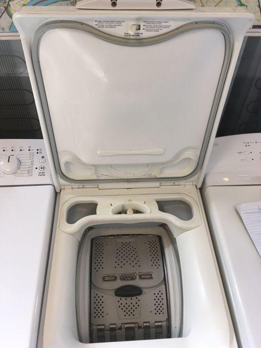 AEG 46010 L felültöltős mosógép  dob