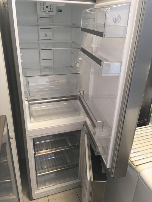 Whirlpool CB 312W alulfagyasztós hűtő belső