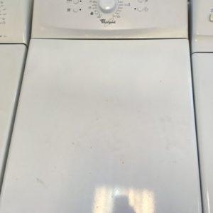 Whirlpool EUT 800 felültöltős mosógép