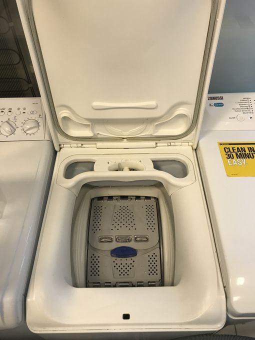 Electrolux EWT 13921 W felültöltős mosógép dob