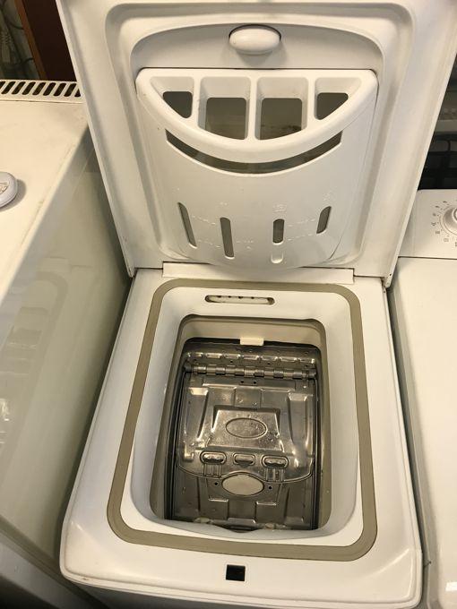 Indesit WITL 86 felültöltős mosógép dob
